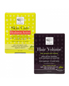 Christmas Edition 20% off: Hair Volume™ & Skin Care™ Hyaluron Active
