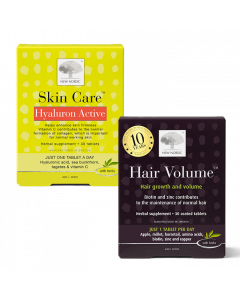 Beauty pack: Hair Volume™ & Skin Care™ Hyaluron Active