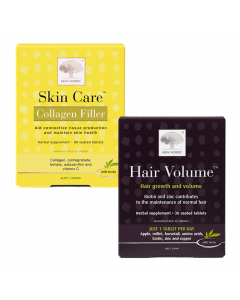 Christmas Edition 20% off: Hair Volume™ & Skin Care™ Collagen Filler