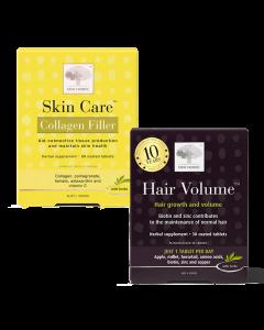 Beauty pack: Hair Volume™ & Skin Care™ Collagen Filler